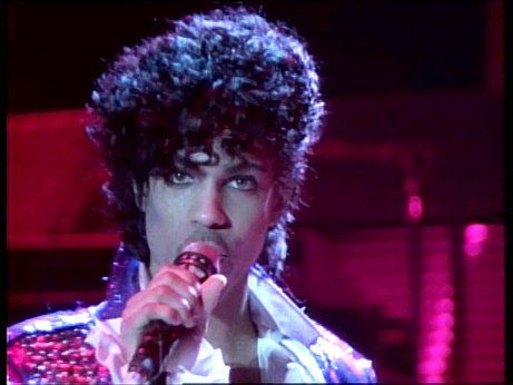 The Behind The Scenes Story Of Princes Little Red Corvette Video